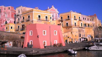 Isola di Ventotene - Porto Romano