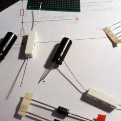 Supercondensatori: cenni di teoria e un'applicazione pratica