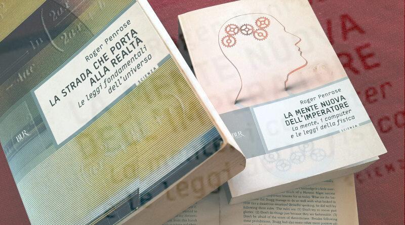 """Roger Penrose e """"la mente nuova dell'imperatore"""""""